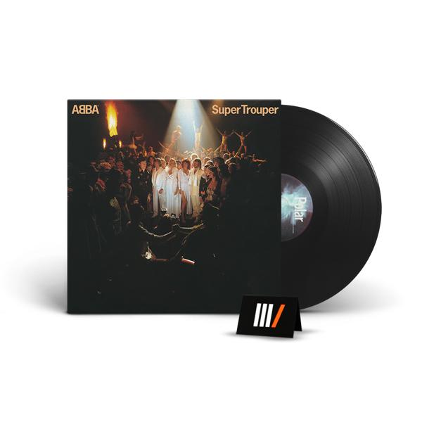 ABBA Super Trouper LP