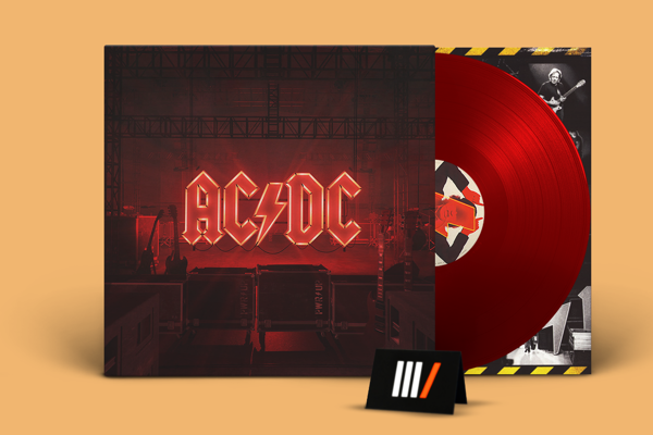 AC/DC Power Up LP RED LTD