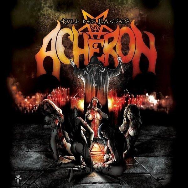 ACHERON Kult Des Hasses LP