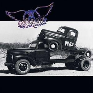AEROSMITH Pump LP