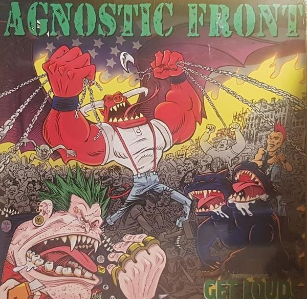 AGNOSTIC FRONT Get Loud! PICTURE DISC