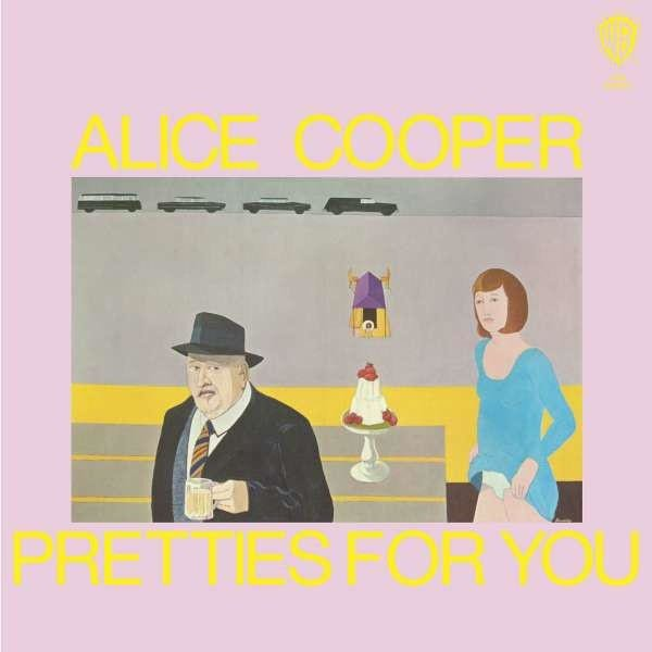 ALICE COOPER Pretties For You LP