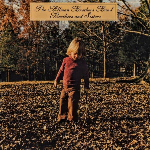 ALLMAN BROTHERS BAND Brothes And Sisters LTD 2LP