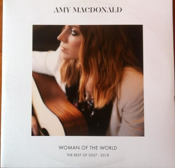 AMY MACDONALD Woman Of The World - The Very Best Of Amy Macdonald  2LP