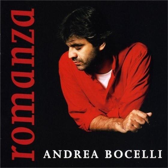 ANDREA BOCELLI Romanza 2 2LP