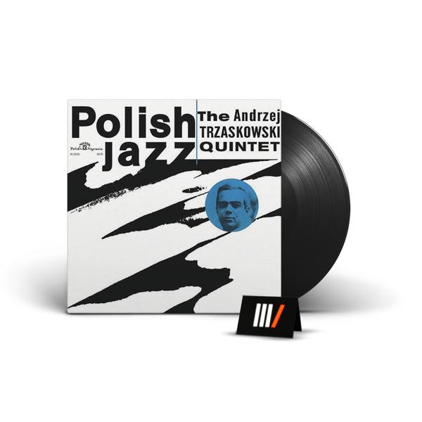 ANDRZEJ TRZASKOWSKI QUINTET Andrzej Trzaskowski Quintet LP POLISH JAZZ