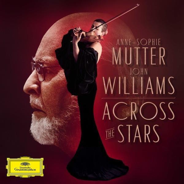 ANNE SOPHIE MUTTER & WILLIAMS JOHN Across The Stars 2LP