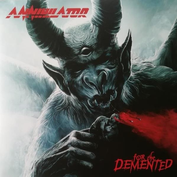 ANNIHILATOR For The Demented LP