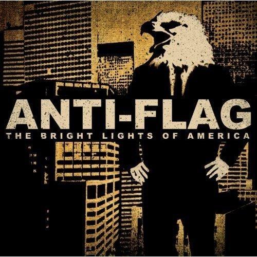 ANTI-FLAG The Bright Lights Of America 2LP GREEN