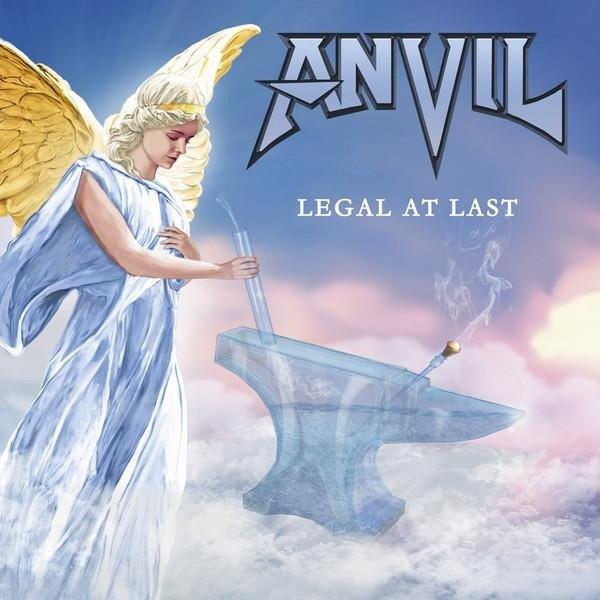 ANVIL Legal At Last Clear LP