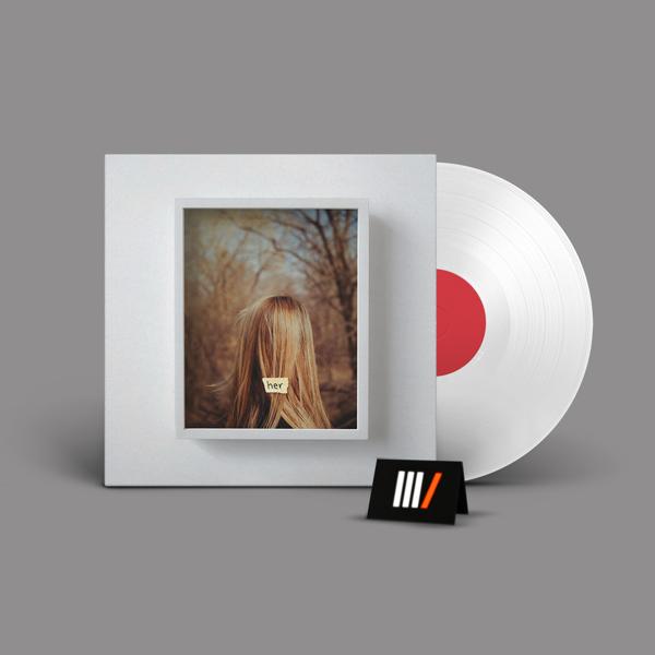 ARCADE FIRE & OWEN PALLET Her OST LP WHITE LTD