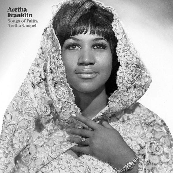ARETHA FRANKLIN Songs Of Faith: Aretha Gospel LP