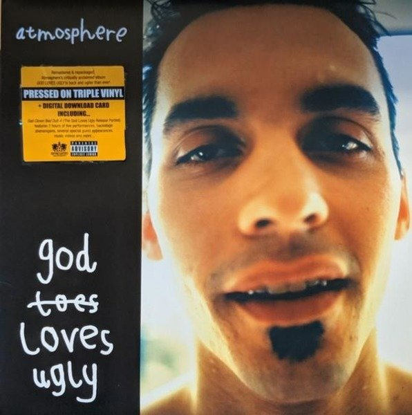 ATMOSPHERE God Loves Ugly 3LP