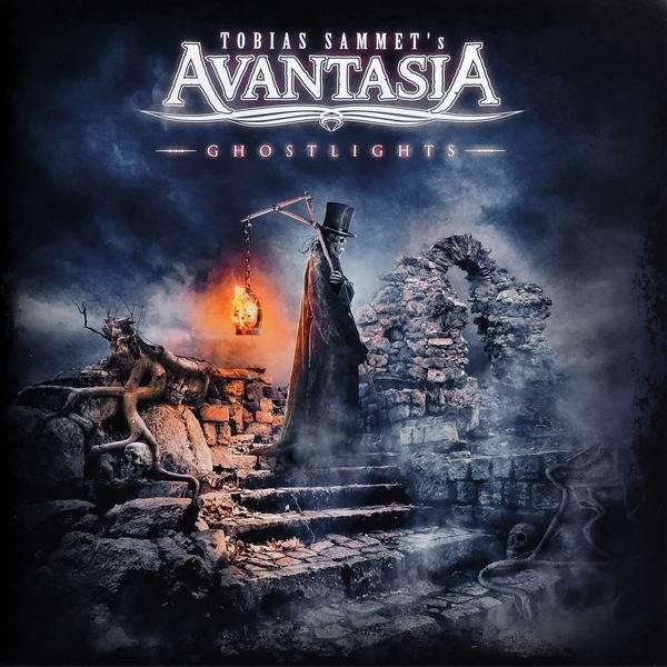 AVANTASIA Ghostlights Black 2LP