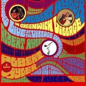 AYLER, ALBERT In Greenwich Village LP