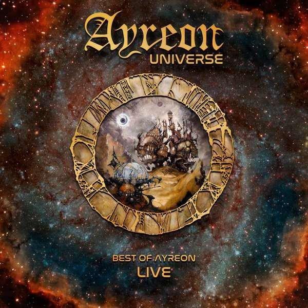 AYREON Ayreon Universe – Best of Ayreon Live 3LP