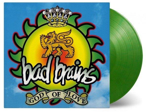 BAD BRAINS God of Love LP