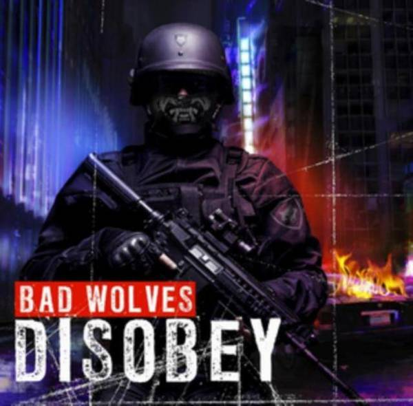 BAD WOLVES Disobey 2LP