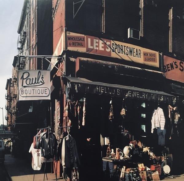 BEASTIE BOYS Paul's Boutique  2LP