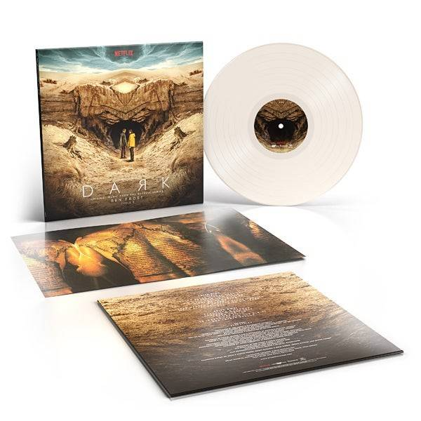 BEN FROST Dark Cycle 3 OST LP