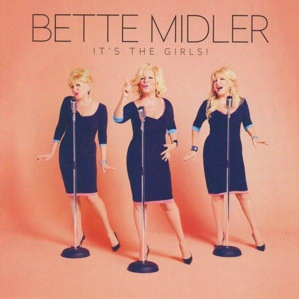 BETTE MIDLER It's The Girls 2LP