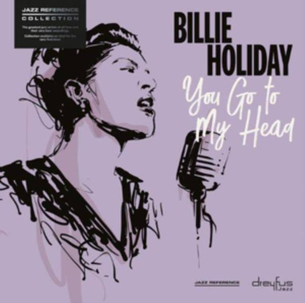 BILLIE HOLIDAY You Go To My Head LP