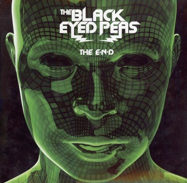 BLACK EYED PEAS The E.N.D (THE Energy Never Dies)  2LP