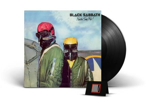 BLACK SABBATH Never Say Die ! LP