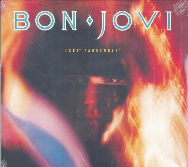 BON JOVI 7800 Fahrenheit LP