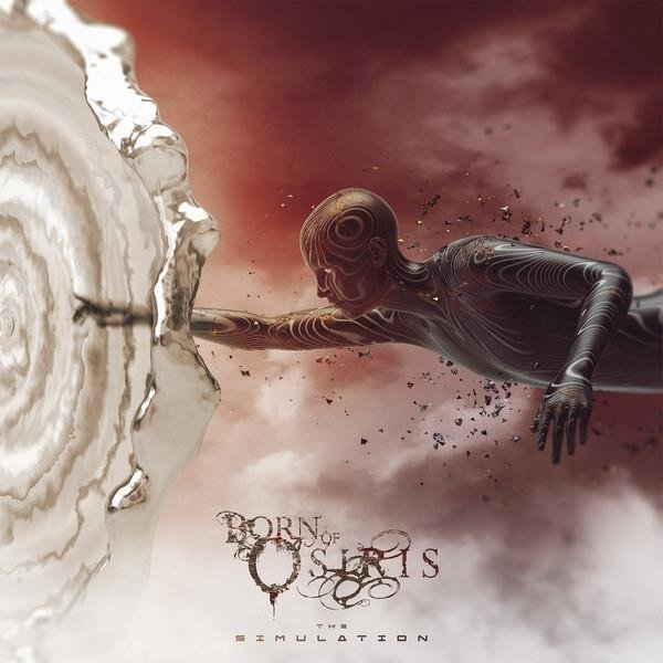 BORN OF OSIRIS The Simulation (SOLID White) LP