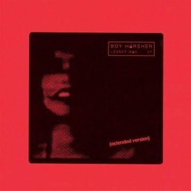BOY HARSHER Lesser Man (EXTENDED Version) LP