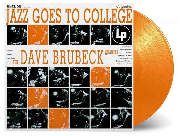 BRUBECK, DAVE -QUARTET- Jazz Goes To College LP