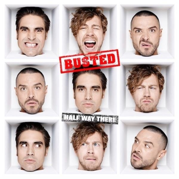 BUSTED Half Way There LP