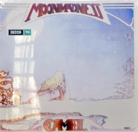 CAMEL Moonmadness LP