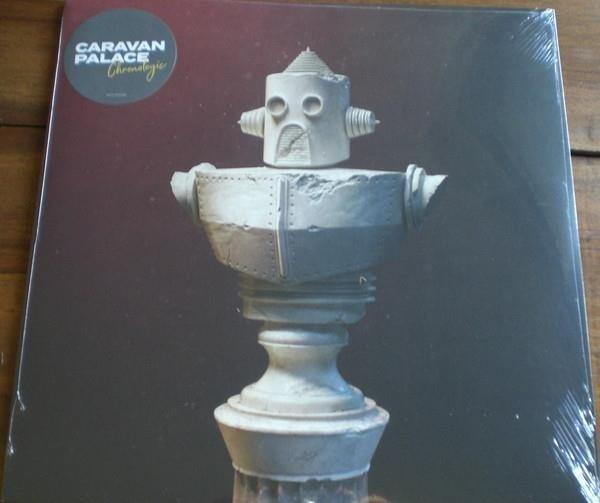 CARAVAN PALACE Chronologic LP