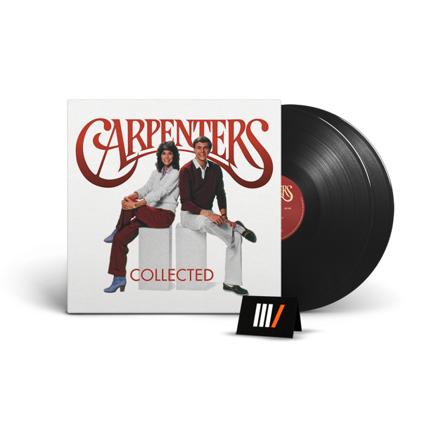 CARPENTERS Collected 2LP