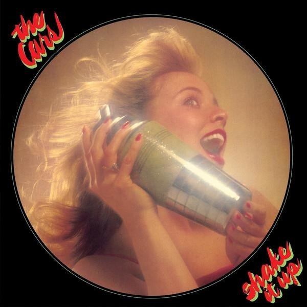 CARS Shake It Up LP