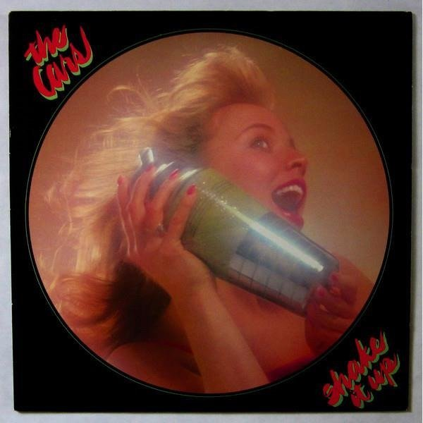 CARS Shake It Up (RED Vinyl - Limited) LP