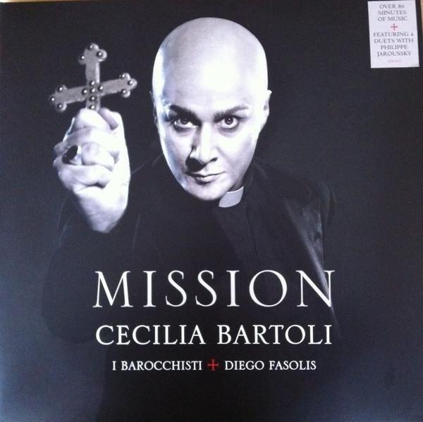 CECILIA BARTOLI Mission 2LP