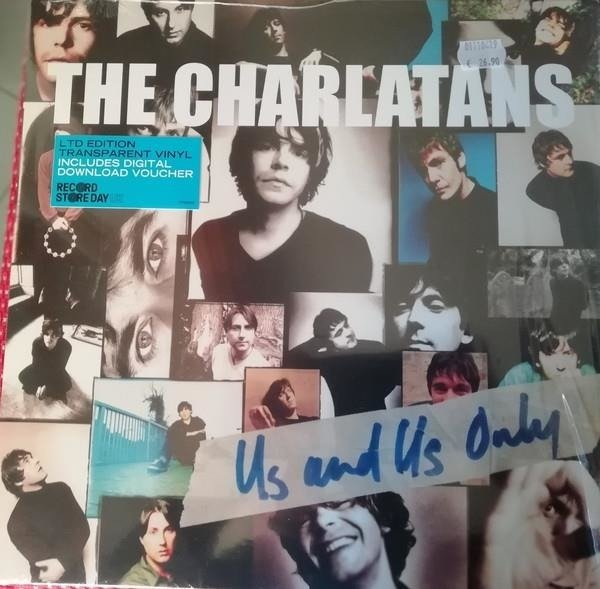 CHARLATANS Us And Us Only Lp (RSD) LP