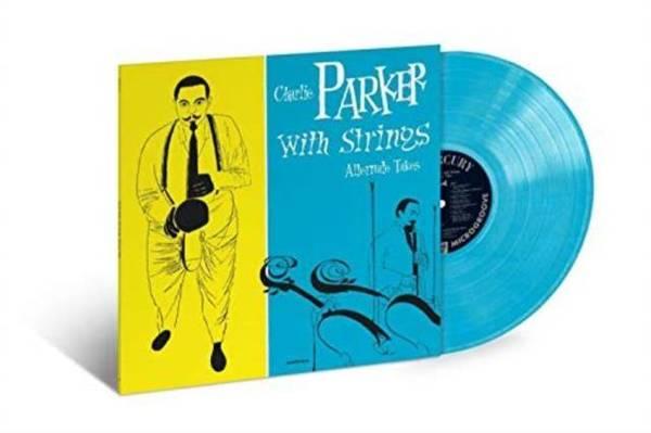 CHARLIE PARKER With Strings: Alternate Take RSD LP