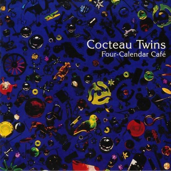 COCTEAU TWINS Four Calender Cafe LP