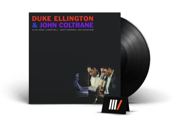 COLTRANE, JOHN/ELLINGTON, DUKE Duke Ellington & John Coltrane (LP) LP