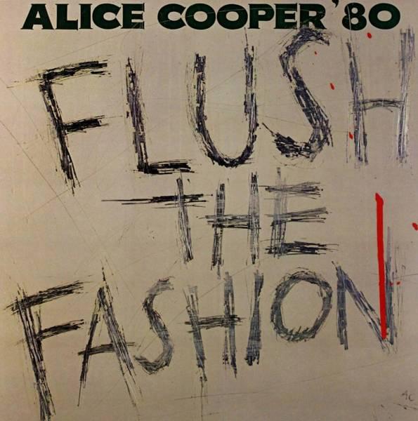 COOPER, ALICE Flush The Fashion LP