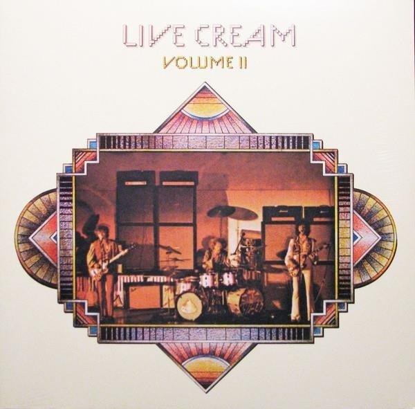 CREAM Live Cream 2  LP