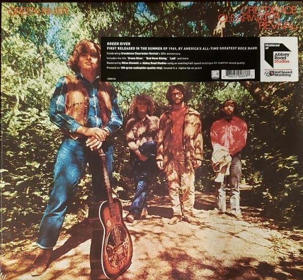 CREEDENCE CLEARWATER REVIVAL Green River LP