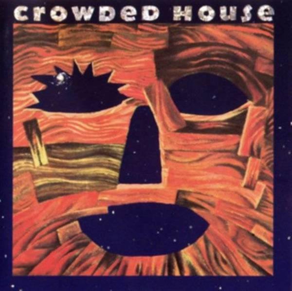 CROWDED HOUSE Woodface LP