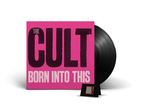 CULT Born Into This LP