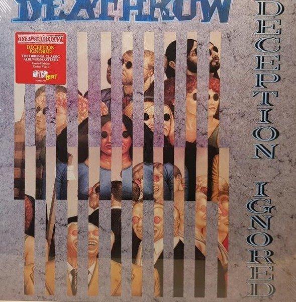 DEATHROW Deception Ignored LP