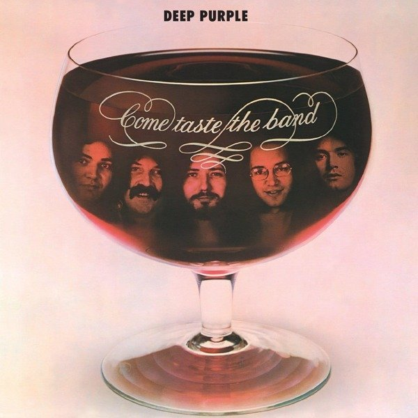 DEEP PURPLE Come Taste The Band LTD LP